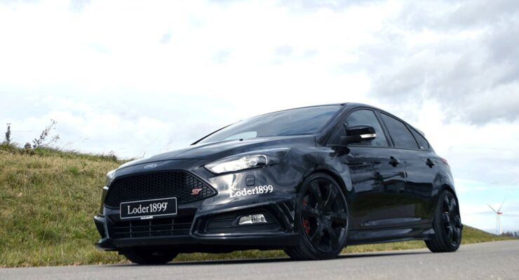 Ford Focus ST by Loder 1899