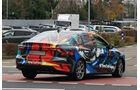 Ford Focus Stufenheck Erlkönig