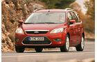 Ford Focus Turnier 1.6, Frontansicht