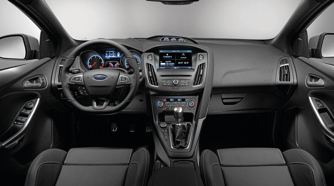 Ford Focus Turnier ST, Cockpit