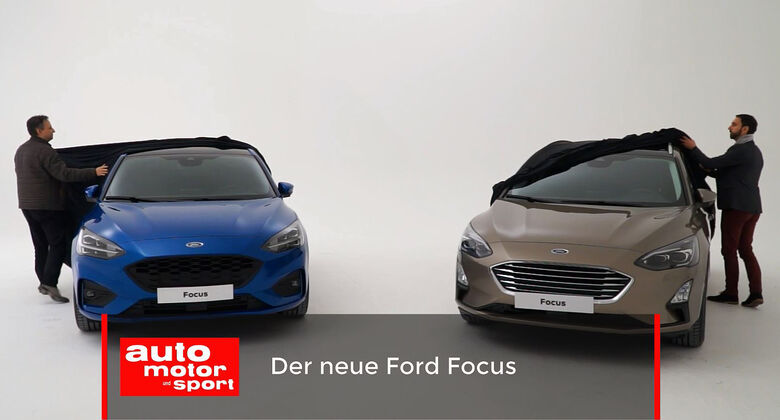 ford focus 4 generation auto motor und sport. Black Bedroom Furniture Sets. Home Design Ideas
