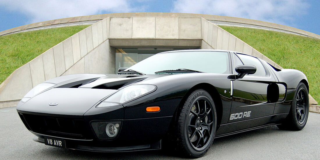 Ford GT 600 RE