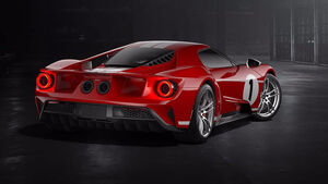 Ford GT '67 Heritage Edition - Supersportwagen - Biturbo-V6