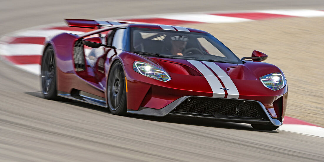 Ford GT - Serie - Supersportler - sport auto Award 2019