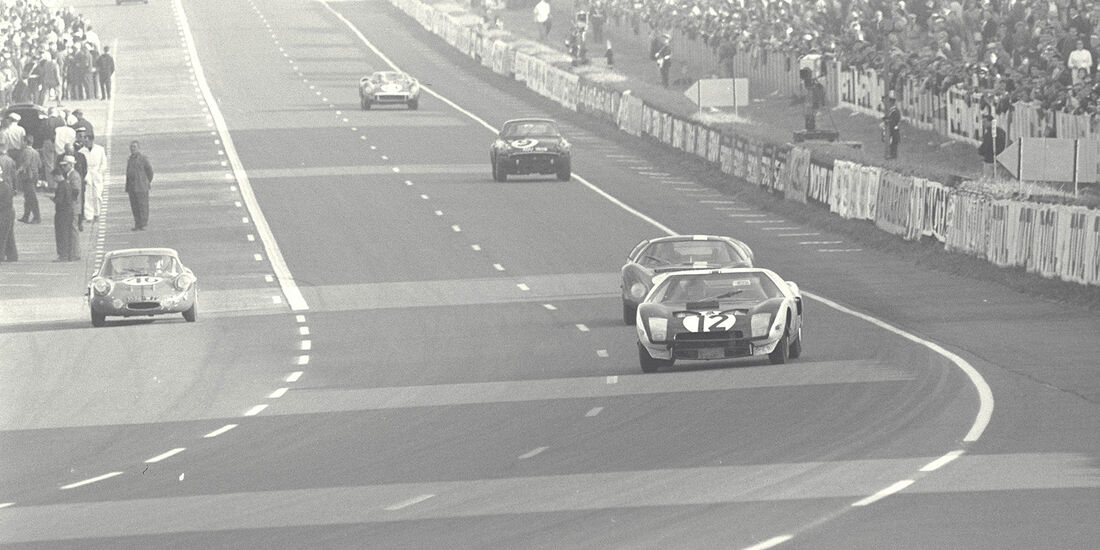 Ford GT65