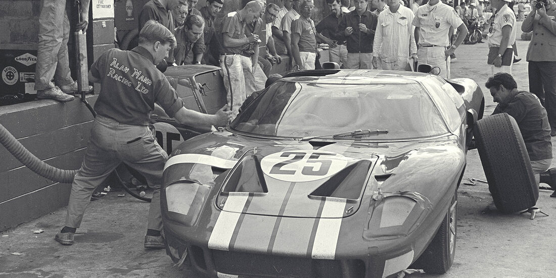 Ford GT70