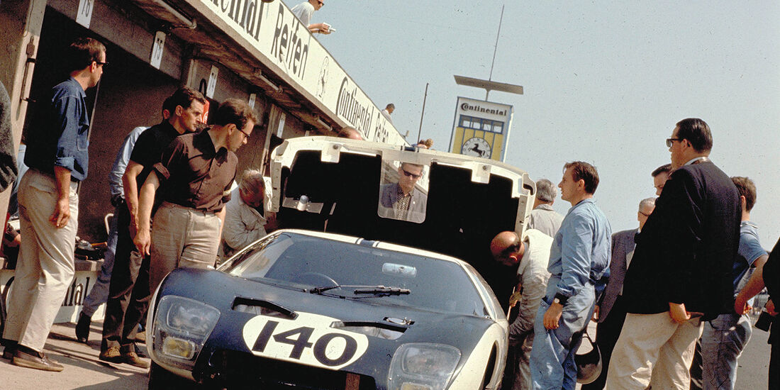 Ford GT71