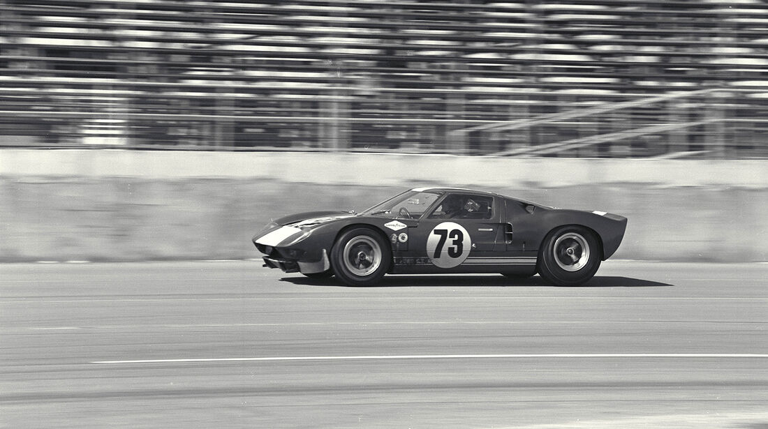 Ford GT72