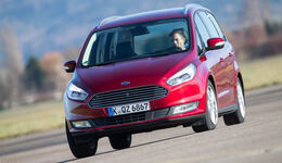Ford Galaxy 1.5 Ecoboost, Frontansicht