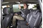 Ford Galaxy 2.0 TDCi Rücksitzbank