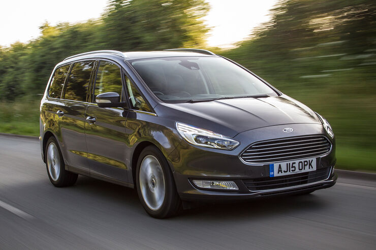 Ford Galaxy Tests - auto motor und sport
