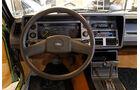 Ford Granada 2.3 L, Lenkrad