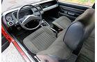 Ford Granada MH, Cockpit, Lenkrad