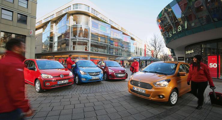 Ford Ka   Hyundai I Opel Karl   Vw Up   Tsi
