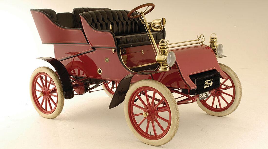 Ford Model A Rear Entry Tonneau
