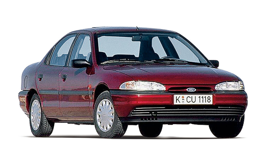 Ford Mondeo, 1993