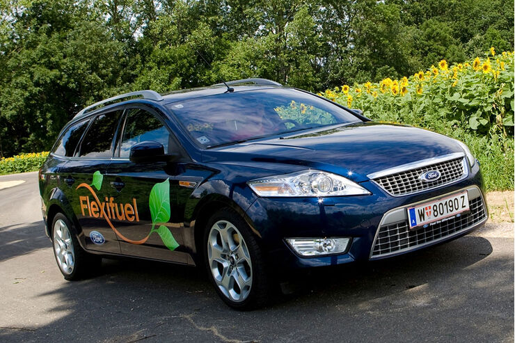 Ford Mondeo Turnier Flexifuel