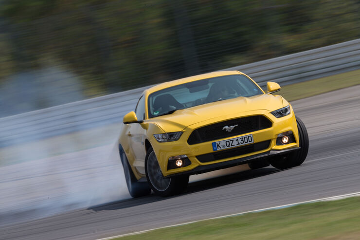 ford mustang 5 0 ti vct gt im test auto motor und sport. Black Bedroom Furniture Sets. Home Design Ideas