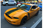 Ford Mustang Boss 302 - Carspotting - GP Kanada 2018