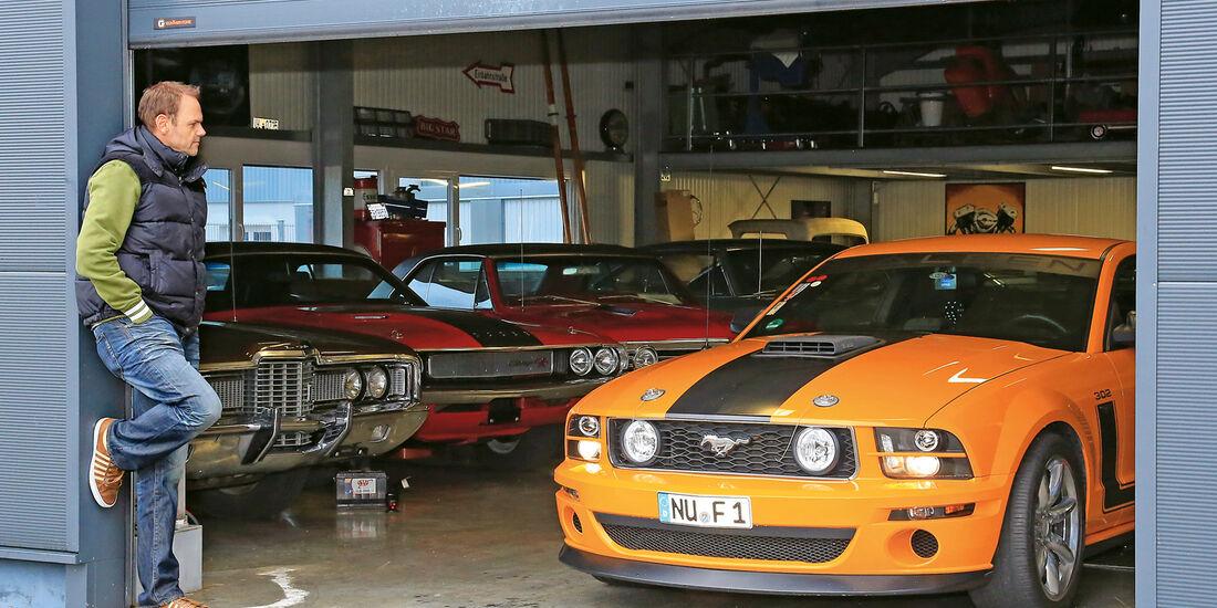 Ford Mustang Saleen 302, Gebrauchtwagenhändler