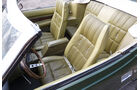 Ford Mustang V8 Cabrio, Sitze, Interieur
