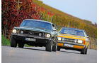 Ford Mustang V8, Ford Taunus 2300 GXL, Frontansicht