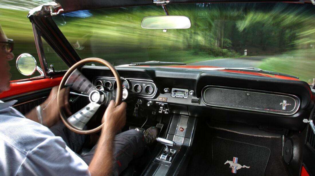 Ford Mustang V8