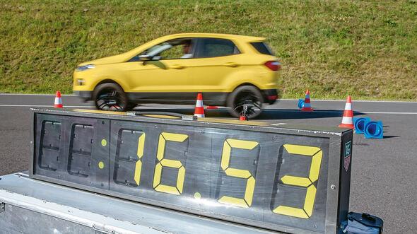 Ford Performance Days, Biester Berg, Fahrertraining