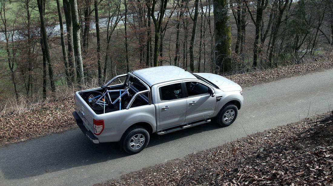 Ford Ranger 3.2 2012 Test