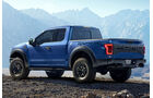 Ford Raptor auf der NAIAS in Detroit 2015