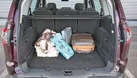 Ford S-Max 1.6 TDCI, Kofferraum