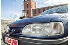 Ford Sierra 2.0i, Scheinwerfer