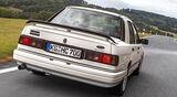 Ford Sierra Cosworth 4x4, Heckansicht