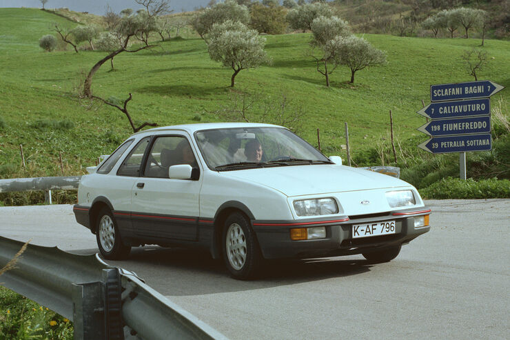 Ford Sierra XR4 (1982)