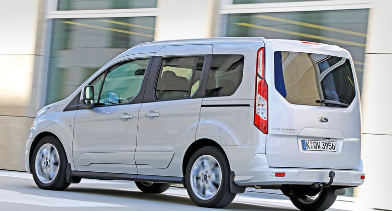 ford tourneo connect tests auto motor und sport. Black Bedroom Furniture Sets. Home Design Ideas