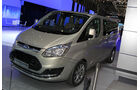 Ford Tourneo Custom, Genf 2012