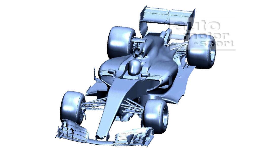Formel 1 - Auto - 2017
