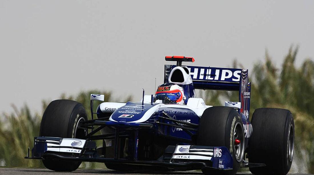 Formel 1 Bahrain 2010 Training