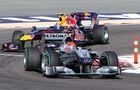 Formel 1 - GP Bahrain - Schumacher