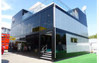 Formel 1 - GP Barcelona 2014 - Motorhomes - Mercedes
