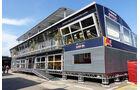 Formel 1 - GP Barcelona 2014 - Motorhomes - Red Bull