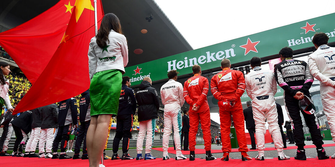 Formel 1 - GP China 2017