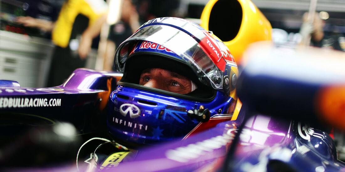 Formel 1 GP Indien 2013 Mark Webber