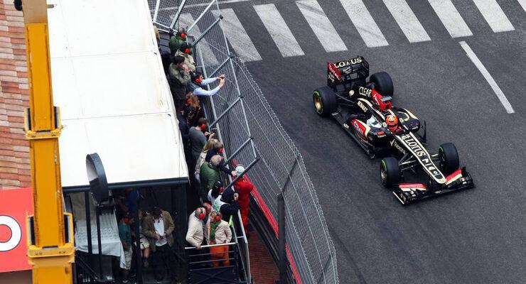 Formel 1 GP Monaco 2013  Kimi Räikkönen