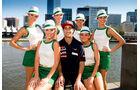 Formel 1-Girls - GP Australien 2013