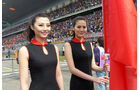 Formel 1 Girls - GP China 2014