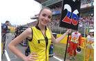 Formel 1 - Girls - GP Spanien 2014 - Barcelona