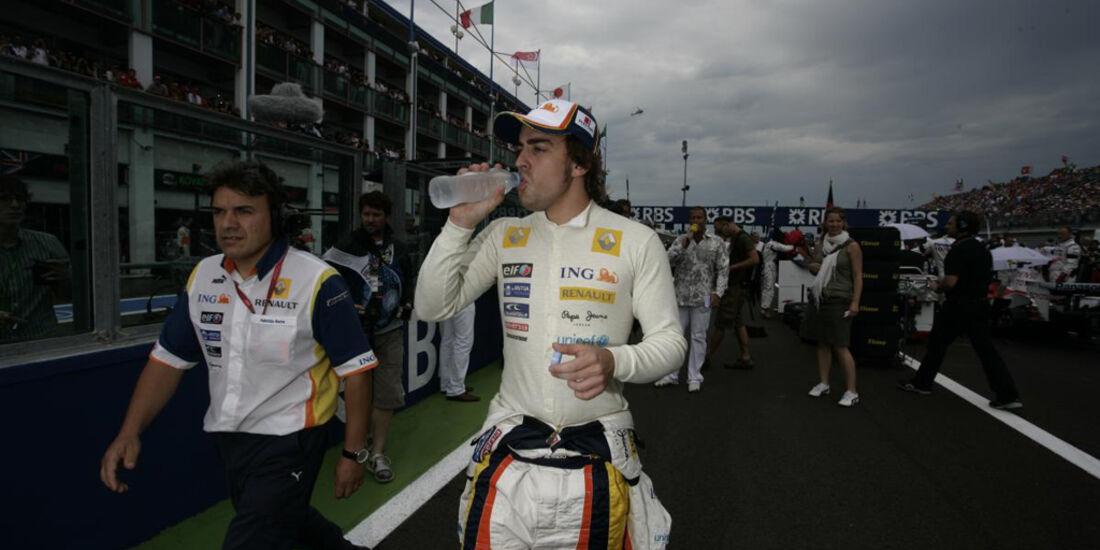 Formel 1, Grand Prix Frankreich 2008, Magny-Cours, 22.06.2008