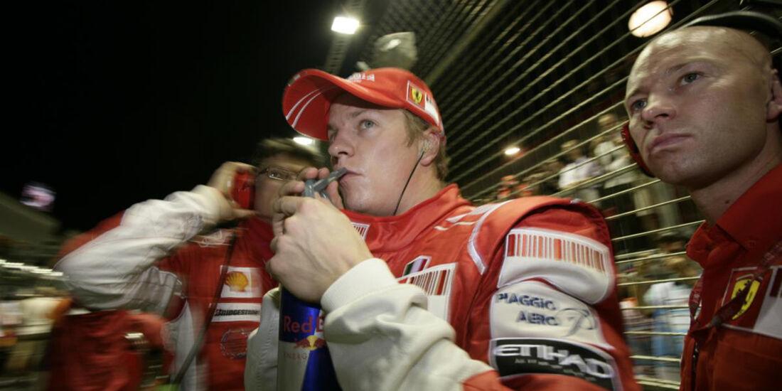 Formel 1, Grand Prix Singapur 2008, Singapur, 28.09.2008