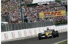 Formel 1, Grand Prix Ungarn 2008, Hungaroring, 03.08.2008